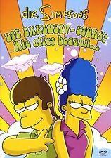 Die Simpsons - Die Exklusiv-Story: Wie alles begann... (E... | DVD | Zustand gut