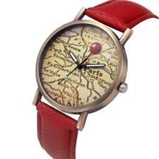Orologio-Mappa di Parigi tema-GARANTITO + batteria di ricambio-spedizione gratis in UK... CG1210