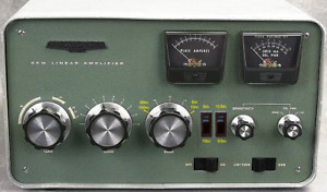 Add the 160m & Magic Band (6m) on the HEATHKIT SB-220 Amplifier