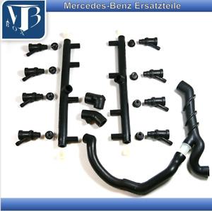 Original Mercedes-Benz W107 R107 420SL Falschluft Repair Set 25-tlg