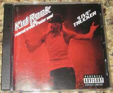 Kid Rock - Live Trucker CD. Explicit