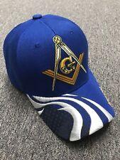 Mason Cap, Freemason Cap, Masonic Cap, Christmas Gift, Royal Color