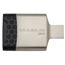 USB3.0 2 in 1 Kingston MobileLite G4 UHS II SDXC Card/ MicroSDXC Card Reader