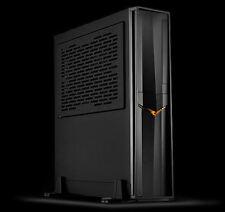 Silverstone RVZ02B-W Black w/ Window Mini-ITX Slim HTPC Case