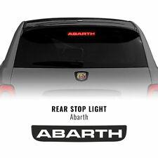 Freno Car Decal Sticker Luce Freno Posteriore Brake Lights Sticker Caso Posteriore Adesivo Leggero for M-itsubishi ASX Car Styling Accessorio