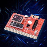 PCI/PCIE/LPC/MINIPCI-E/EC USB PC Diagnostic Post Test Debug Card + LPC Cable AB