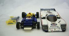 Kyosho Mini Z MR-02 LM ASF 2.4GHz Chassis & Porsche 962 C LH Body