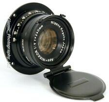 Nippon Kogaku Apo-NIKKOR 1:9 f=240mm LARGE Format Telephoto Lens - MINT & Boxed!