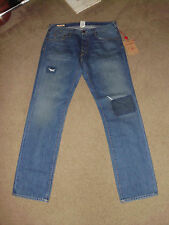 TRUE RELIGION Men's NWT WALKER XXX 33 x 33 Panhandler USA Made 100% cotton Jeans