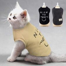 Winter Clothes for Small Medium Dogs Cats Warm Fleece Liner Jacket Boy Girl Coat
