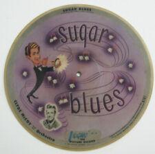 Clyde McCoy - Sugar Blues Picture Disc Vinyl 10 LP 1946 Vogue R707 Jazz Big Band