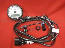 Mercury SmartCraft SC1000 Speedometer 80 mph White P/N#: 79-8M0101090