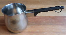 Kinox Pan Pot 18-10 Stainless Coffee Milk Frother Butter Melting Chocolate Warmr