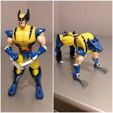 "Marvel Shape Shifters Wolverine Transformers into Mega Mutant Wolf 6"" Figure 98"