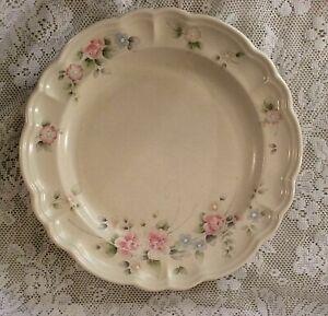 PFALTZGRAFF TEA ROSE Set of ~6~ Dinner Plates! USA