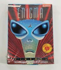 Vintage 1994 Epic Pinball: Enigma PC game (DOS) New For IBM / Tandy