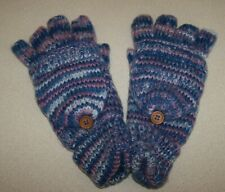 PINS AND NEEDLES MITTENS FINGERLESS GLOVES SZ ONE SIZE NWT