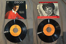 45 tours Dion / Eydie Gorme - Ruby Baby - EP 5 603