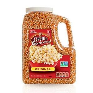 Orville Redenbacher Gourmet Popcorn Kernels Original Yellow 8lb Natural Non-GMO