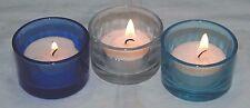 1-Tealight or Votive 3-Unique Different Colors-Candle Holder~U-Choose~Wow!