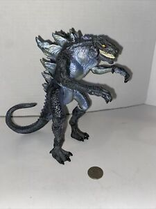"1998 Trendmasters Godzilla Electronic Roaring Activated Mouth Opening 9"""
