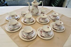 Kaffe Service Royal Albert