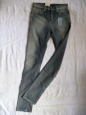 DENIMBIRDS by Nudie Damen Blue Jeans Röhre W28/L34 slim fit high waist tube leg