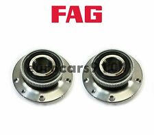 BMW 535is FAG (2) Front Wheel Bearing and Hub Assemblies 31211131298 561935AEA