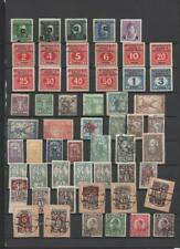 YUGOSLAVIA COLLECTION ON 21 PAGES