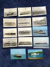White Funnel Fleet - Post Card Collection