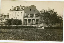 RPPC NY Lafargeville Lafarge Limestone Mansion Jefferson County