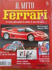 Il Mito FERRARI n°5 Ferrari F1 312 T Arma di Niki Lauda - ed. De Agostini [C48]