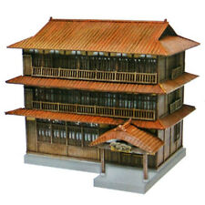 Tomytec (Building 068) Japanese Hot Spring Hotel C 1/150 N scale