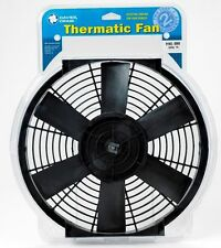 """NEW QUALITY DAVIES CRAIG 16"""" THERMO FAN KIT 12V WITH WIRING DC0066 TURBO/NA car"""