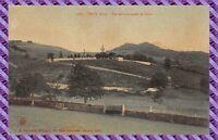 Carte postale - Vaux - vue de la Chapelle de Vaux