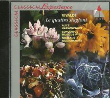 CD - Nikolaus Harnoncourt - Vivaldi Le quattro stagioni - (24 Song) Teldec