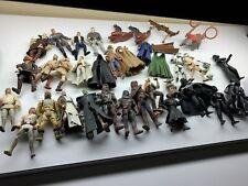 Star Wars Kenner Action Figure 1995-1997 Lot Bossk Dart Vader Luke Yoda Han Solo