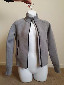 Lululemon Cropped Jacket   Size 4 (AU 8)
