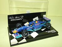 RED BULL SAUBER C19 P. DINIZ 2000 MINICHAMPS 1:43