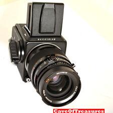 MINT HASSELBLAD 501CM Camera,Mint CF 150 Lens,Late A12,AcuteMatte,CLA Oct-2020!!