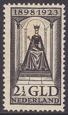 NVPH 130: 2½ gld Jubileumzegel 1923 postfris (MNH)