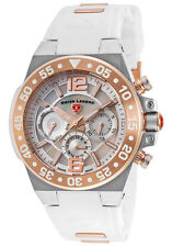 Swiss Legend Opus Ladies Watch 14085SM-SR-02-WHT
