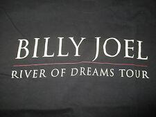 "1993 BILLY JOEL ""River of Dreams"" CREW Concert Tour (XL) T-Shirt"