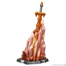 Magic fire sword glows 42155 Schleich exceptionl detail & craftsmanship Eldrador