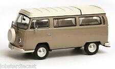 VW T2A CAMPER in Grey 1/43 scale model PREMIUM CLASSIXXS