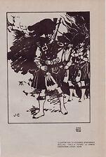 "JAMES CADENHEAD. "" HELL'S PIPER ""  RARE. 1912"