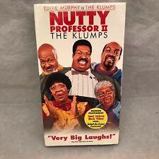 Nutty Professor II: The Klumps (VHS, 2000) - New