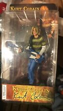 Kurt Cobain Neca action figures Smells Like Teen Spirit and Unplugged in New Yor
