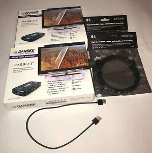 Darbee Darblet DVP 5000 Visual Presence HDMI Video Processor Kit