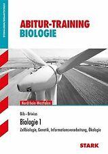 Abitur-Training Biologie; Biologie 1, Ausgabe Nordrhein-...   Buch   Zustand gut